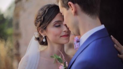 Mariage à l'église de la Bastide StIsidore
