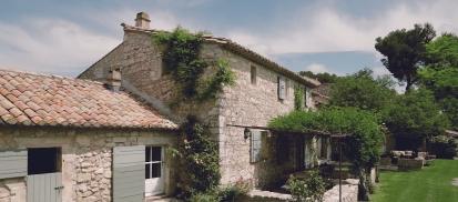 Mariage Anglais en Provence, Mas de laRose