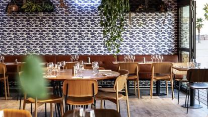 Le Cabanon /Restaurant